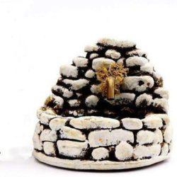 Santon Accessories: Fountain;  Santon accessoires : fontaine