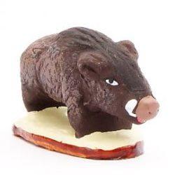 Santon Animal: Wild Boar (sanglier)