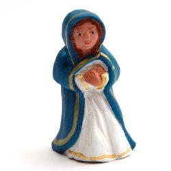 Santon 8/9 cm: Maria (marie)
