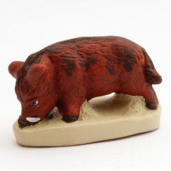 Santon Animal: gros sanglier de Provence