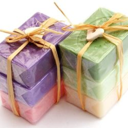 pack cadeau 3 Savons naturel 100 g