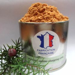 Cade Powder for Incense Burner, Weight: 90g (3.2oz) - poudre de bois de cade