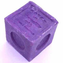 """Natural Soap 300g """"Savon de Marseille"""" Scent: Lavender"""