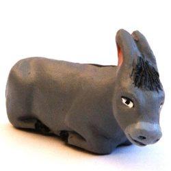 Santon Animal 7 cm: Donkey (âne)