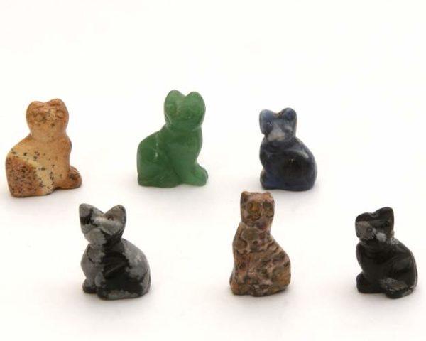 Stone cats (Chat en pierre)