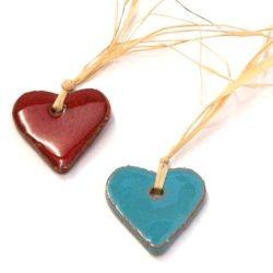 Ceramic Heart (Céramique Coeur)