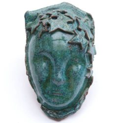 Green Woman, Ceramic