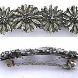 Hair Slide: Daisy (