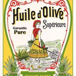 Torchons de cuisine : Huile d'Olive