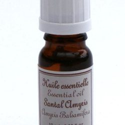 Essential Oil Sandalwood (Amyris balsamifera) 10 ml