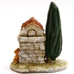 Santon Accessories 7 cm: Wayside Shrine (oratoire)