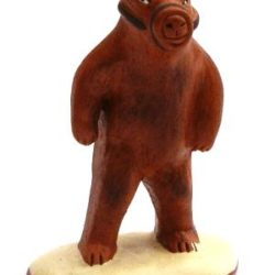 Santon Animal 7 cm: Bear (ours)