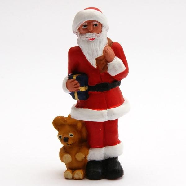 Santon Figure 8/9 cm: Father Christmas (Père Noël)