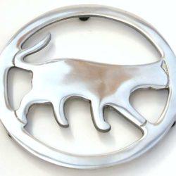 Trivet Cat (Sous Plat Chat) Aluminium
