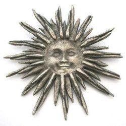 Pewter Sun