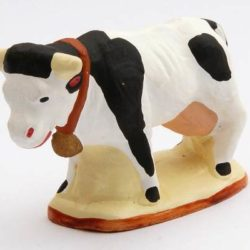 Santon Animal: Cow (vache)