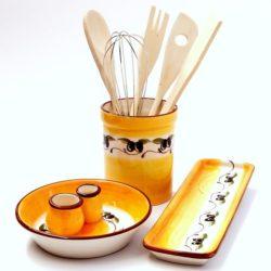 Set ceramique pour la cuisine