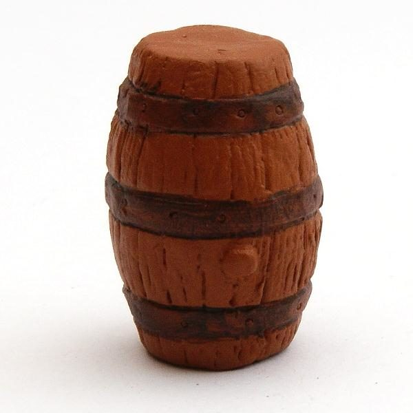 Santon Accessories: Barrel petit (tonneau)